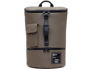 Рюкзак Xiaomi (Mi) 90 Points Chic Leisure Backpack 310*195*440mm (Male) - Темно-зеленый