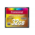 Карта памяти Transcend Ultimate CompactFlash 32GB UDMA7 VPG-20 (160/120 Mb/s)