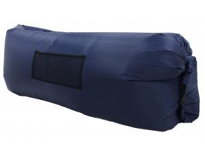 Lamzac надувной лежак, темно-синий