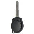 Чехол для ключа с двумя кнопками для Suzuki / Vauxhall Agila