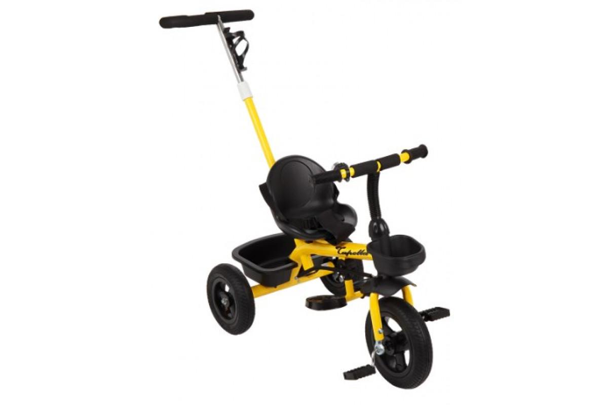 Capella 6187 - трехколесный велосипед Yellow (желтый)
