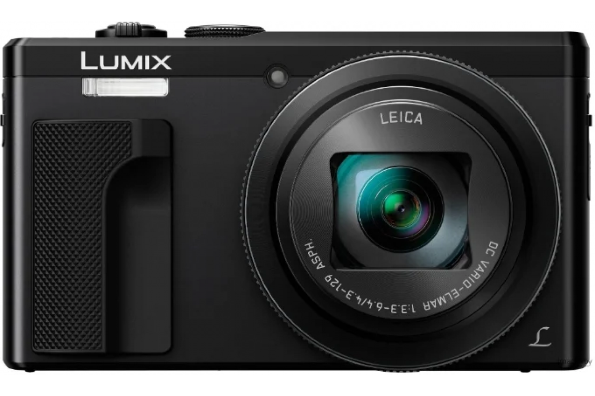 Фотоаппарат Panasonic Lumix DMC-TZ80 черный