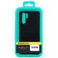 Чехол-накладка для Samsung (M115/ A115) Galaxy M11/ A11 черный, Microfiber Case, Borasco