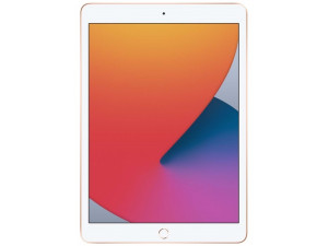 Планшет Apple iPad (2020) 128Gb Wi-Fi Золотистый MYLF2RU/A