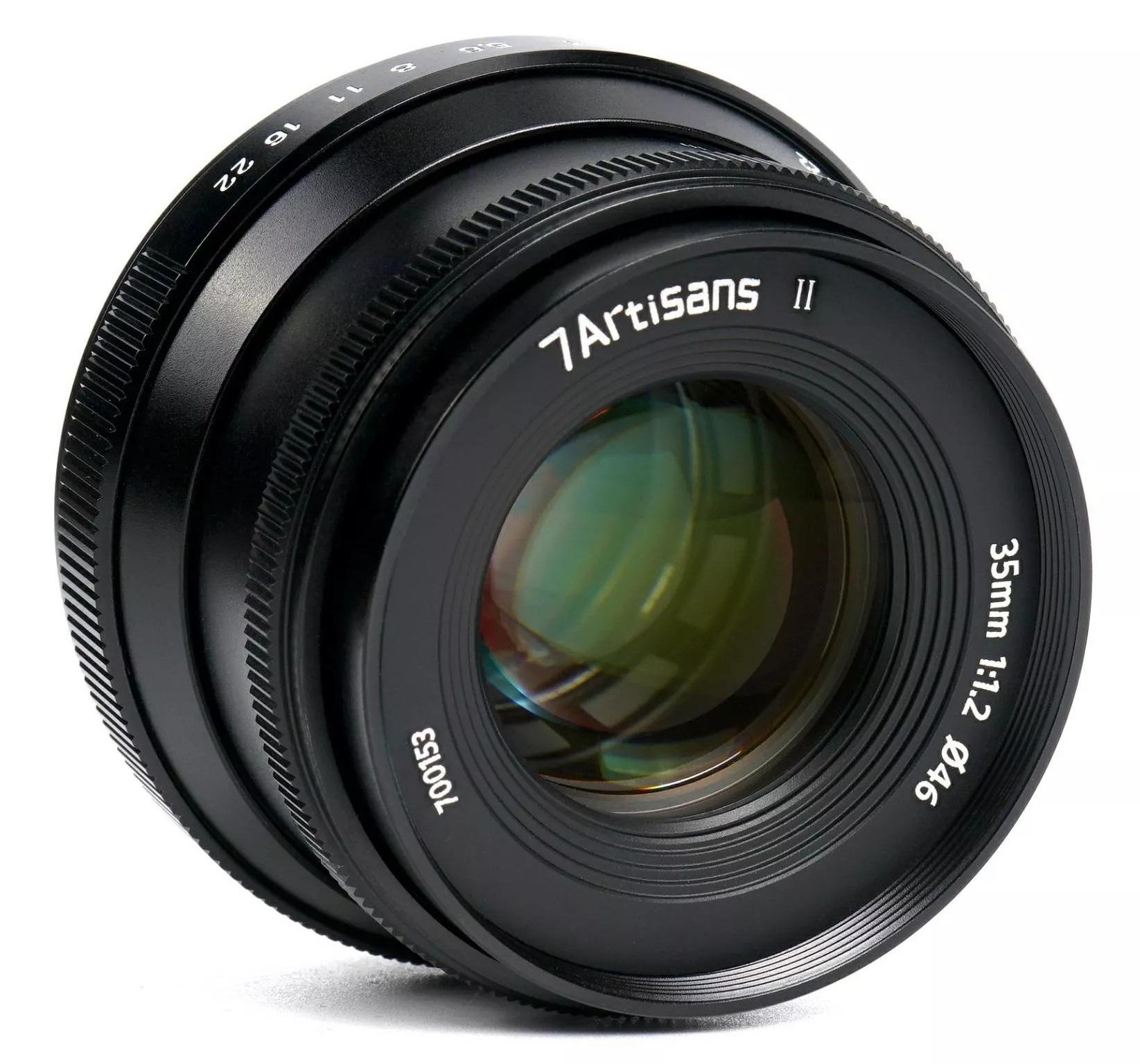 Объектив 7Artisans 35mm F1.2 mark ii Nikon Z