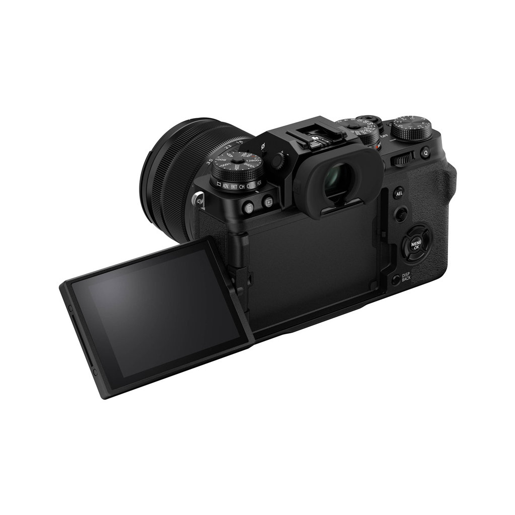 Фотоаппарат Fujifilm X-T4 Kit XF 16-80mm f/4 черный