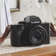 Еще одна камера для видеоблогеров: Panasonic Lumix DC-G100