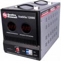 Стабилизатор напряжения QE Stabilia 12000  однофазный, цифровой 220В 12000ВА вх.:140-270В