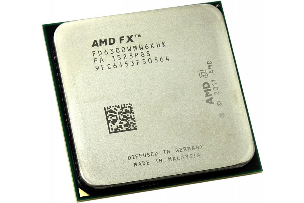 Процессор AMD FX-6300 OEM, FD6300WMW6KHK