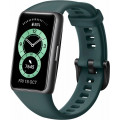 Фитнес-браслет Huawei Band 6, зеленый