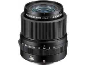 Объектив Fujifilm GF 45mm F2.8 R WR