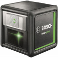 Лазерный уровень самовыравнивающийся BOSCH Quigo green + MM2 (0603663C00)