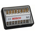Набор бит Bosch Robust Line Max Grip Ph/Pz 49 мм, 8 шт. (2.607.002.572)