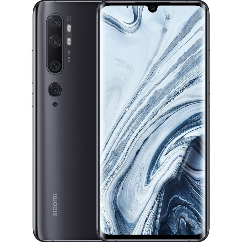 Смартфон Xiaomi Mi Note 10 6/128Gb Black (Черный) Global Version