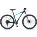 Велосипед Stels Navigator 770 D V010 Тёмно-синий 27.5D (LU093098)