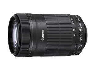 Объектив Canon EF-S 55-250mm f/4-5.6 IS STM (