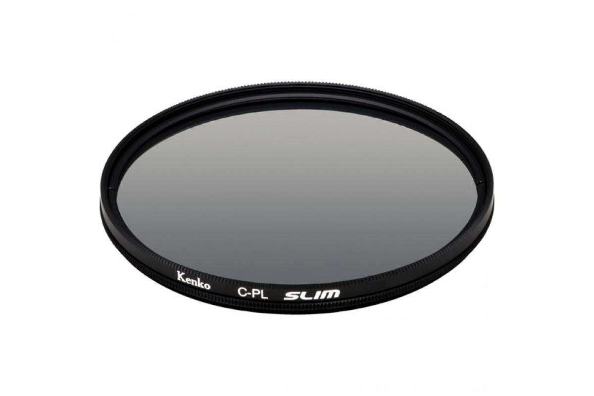 Поляризационный фильтр Kenko Slim C-PL 77mm