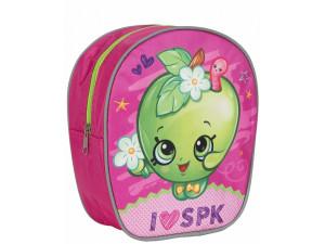 Росмэн Shopkins рюкзачок дошкольный малый розово-зеленый