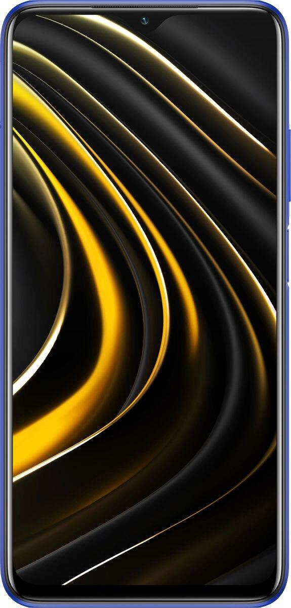 Смартфон Poco M3 4/128Gb Blue (Синий) Global Version