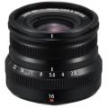 Объектив Fujifilm XF 16mm F2.8 R WR черный