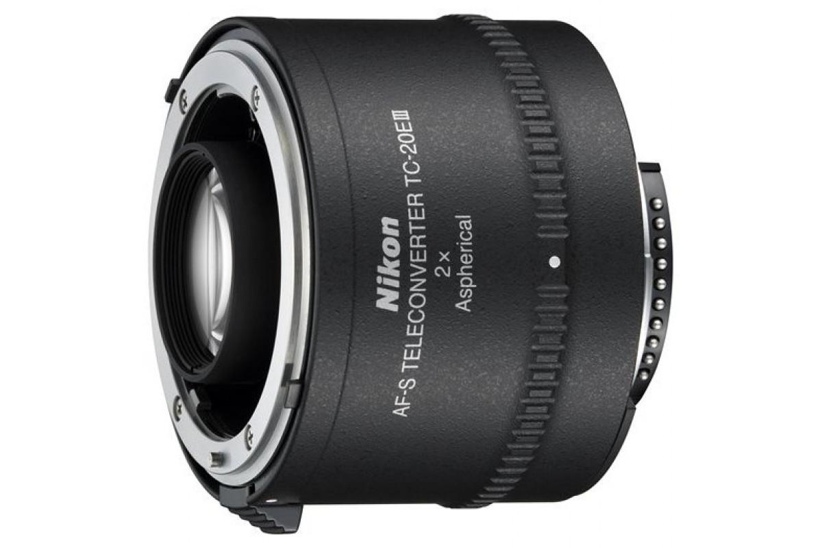 Телеконвертер Nikon AF-S Teleconverter TC-20E III K3736