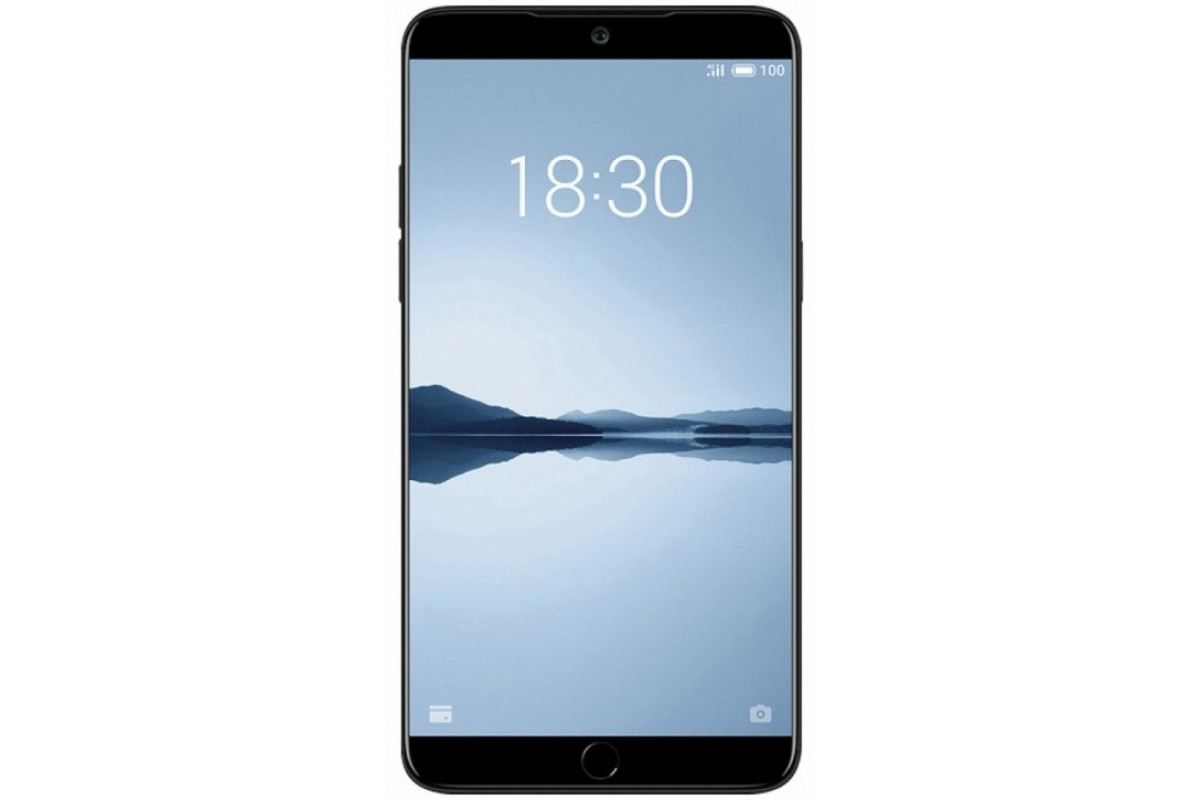 Смартфон Meizu 15 Plus 6/64GB Black (Черный) EU