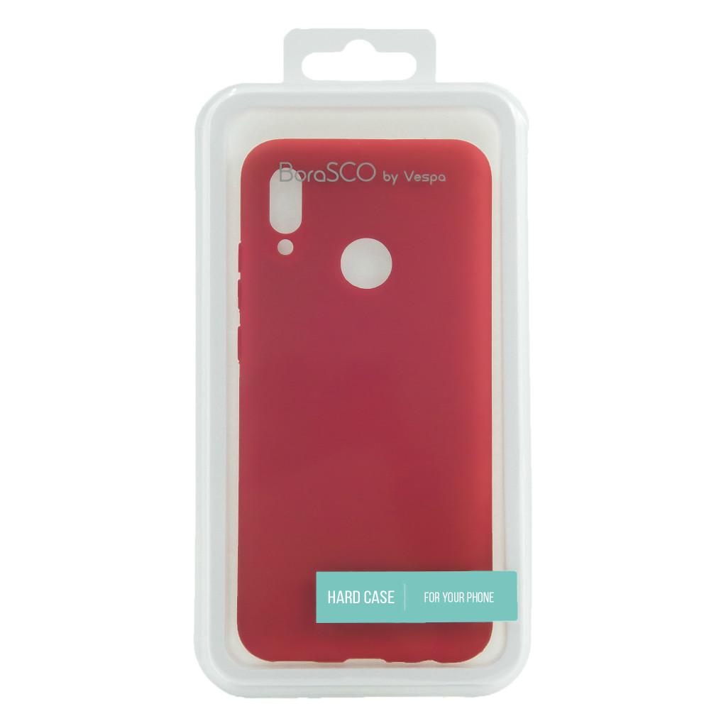 Чехол-накладка Hard Case для Samsung (A205/A305) Galaxy A20/ A30 красный, Borasco