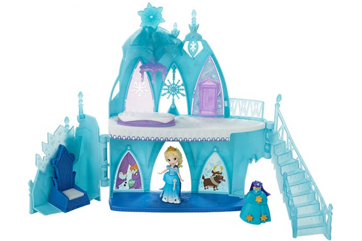 Disney Princess Холодное сердце игровой набор для кукол Hasbro