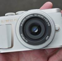 Olympus PEN E-PL10: камера для новичков