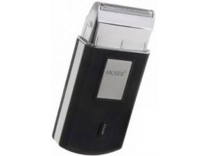 Бритва сетчатая Moser 3615-0051 Travel shaver черный/серебристый