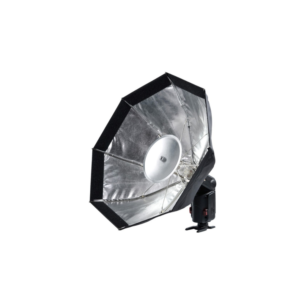 Софтбокс-октобокс Godox AD-S7 48см с сотами для вспышек Witstro AD360