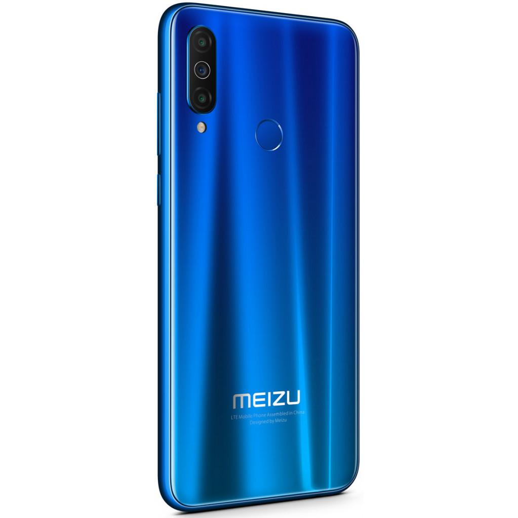 Смартфон Meizu M10 3/32GB Синий Global Version