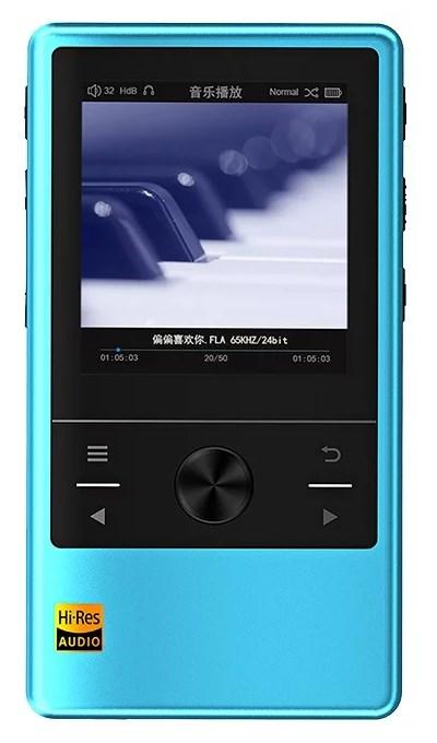 Плеер CAYIN N3 голубой