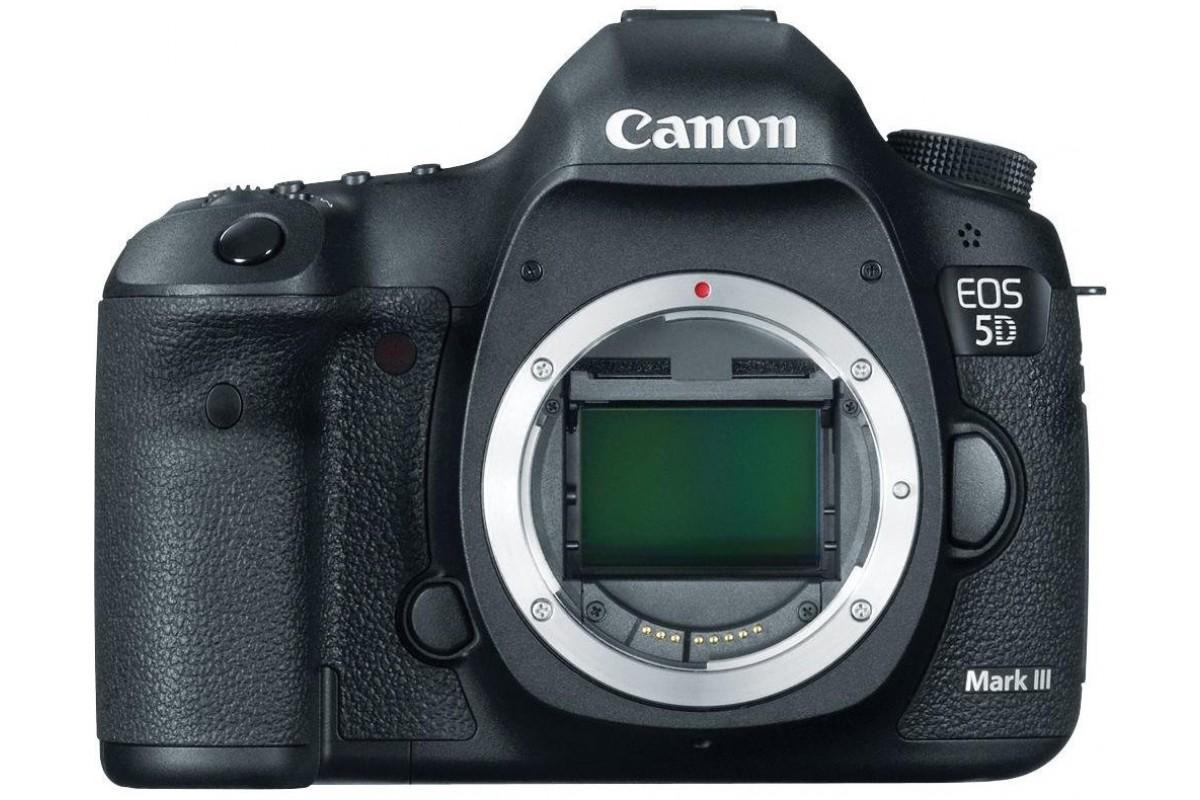 Зеркальный фотоаппарат Canon EOS 5D Mark III Body X6176