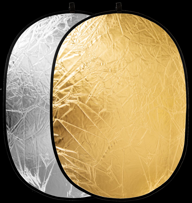 Отражатель 2в1 Raylab RF-01 золото/серебро 90*120см