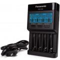 Зарядное устройство Panasonic Advanced (BQ-CC65E) для 1-4 акк АА/ААА Ni-MH с USB-выходом