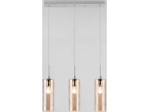 Подвесной светильник Eurosvet Pablo 50149/3 хром