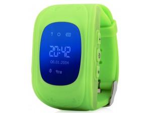 Детские умные часы Smart Baby Watch Q50, зелёные уценка 8720