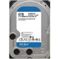 "Жесткий диск WESTERN DIGITAL SATA 3.5"" 6TB 6GB/S 256MB BLUE WD60EZAZ"