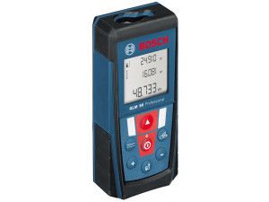 Дальномер лазерный Bosch GLM 50 (0.601.072.200)  дальность 0.05-50м, точность ±1.5мм + чехол