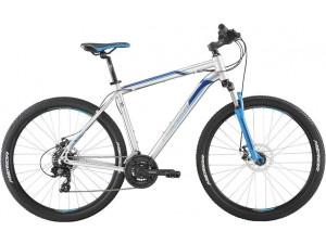 "Велосипед Merida Big Seven 10-MD Silver/Blue 2019 S(15"")(33744)"