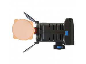 Накамерный свет со шторками Fujimi FJLED-5005