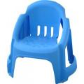 Marian Plast Стульчик детский (голубой) 532