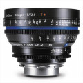 Carl Zeiss CP.2 2.9/15 T* - metric EF