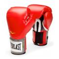 Перчатки боксёрские EVERLAST Pro Style Anti-MB Youth 2108YU-Красный 8 унций