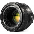 Объектив Yongnuo AF 50mm f/1.8 Nikon F Уценка 9684