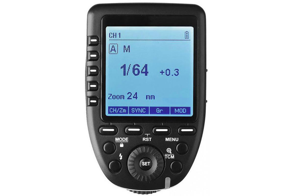 Радиосинхронизатор TTL Godox Xpro O для Olympus и Panasonic