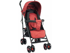 Sweet Baby Cannoli - прогулочная коляска красный
