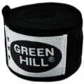 Бинт боксёрский зеленый Hill BP-6232a Черный 2,5 м