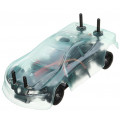 Автомобиль гоночный Sinohobby Mini-Q бесколлекторный, карбоновый корпус